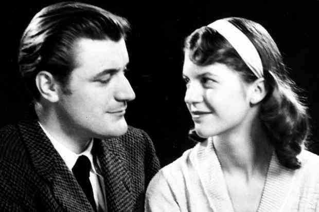 February 25, 1956: Sylvia Plath meets Ted Hughes in one of literary history's steamiest encounters   Brain Pickings