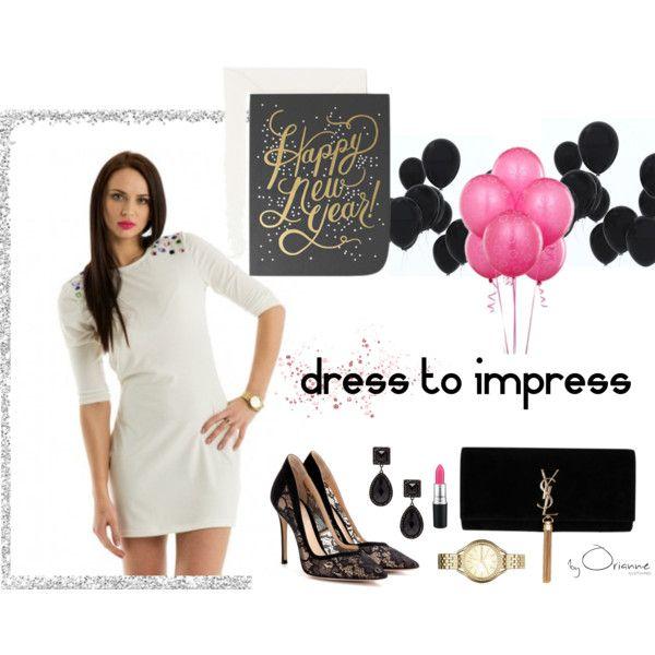 """Dress to Impress"" by byorianne on Polyvore"