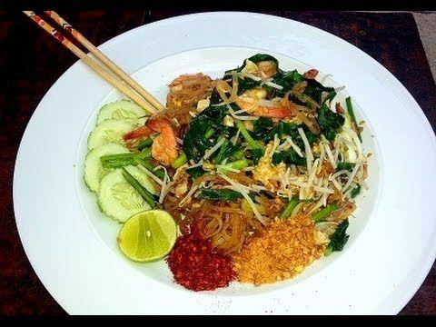 Przepis Video na Pad Thai z Krewetkami - Danie w najlepszym tajskim smaku, które przygotować może każdy