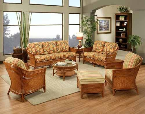 Mahalo Rattan And Wicker Sunroom Group From Rattan Specialties Beautiful