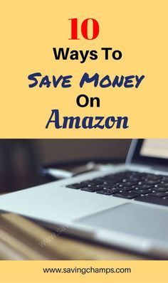 If you are looking for how to save money on Amazon, here are 10 great ways to maximize your savings when shopping at Amazon. | save money on Amazon, save money online shopping, deals, Amazon Prime, Amazon discount.