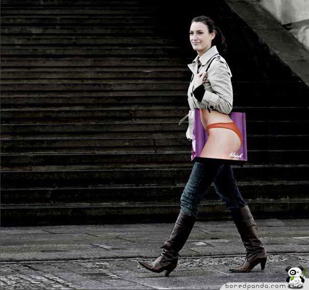 30 Creative Bag Advertisements | Bored Panda