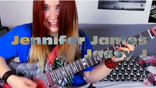 Jennifer James Jassy J: BLINK 182 - All The Small Things    Blink 182 - All The Small Things - Album: Enema Of The State (1999) guitar cover by Jassy and Jenny =)  BLINK 182 - All The Small Things [GUITAR COVER] with Jennifer James | Jassy J  Jassy J Jennifer James