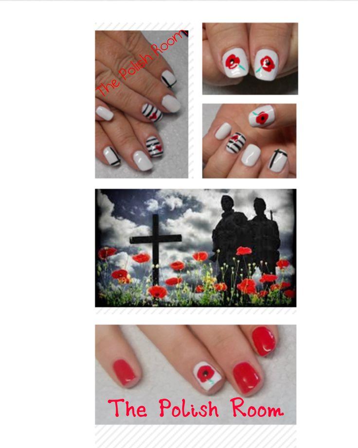 67 best ANZAC day nail art images on Pinterest | Nail art, Nail art ...