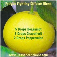Need more time in the weekend to get it all done? Here's a great blend to fight the start of the week fatigue. If you don't have a diffuser, you can make this as an inhaler with a blank aroma stick or just put a drop of each oil on cotton ball or tissue and inhale that. www.facebook.com/lessencedelavieus