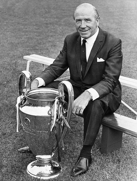 Great Scottish Football Managers - Sir Matt Busby.