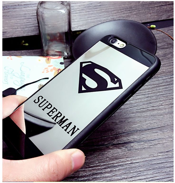 Coque silicone souple avec surface miroir super à la mode pour iPhone 6s 6s plus achat 20 € chez www.lelinker.fr