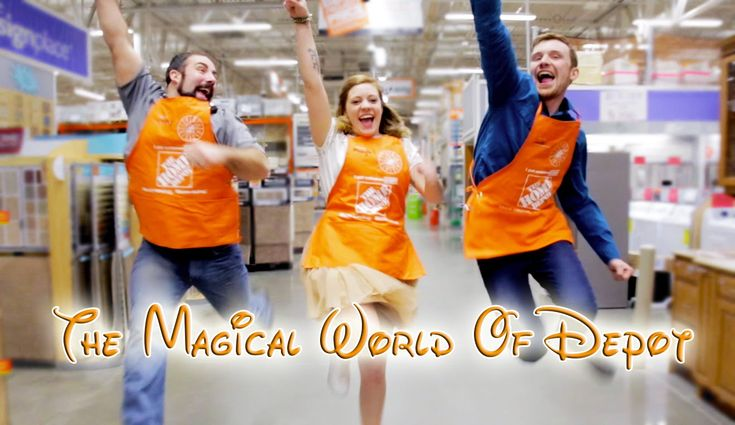 """""""The Magical World of Depot"""" - Home Depot allowed employees to create advertisements/company branding videos, and this one was a real winner. It's gone viral, and is a wonderful example of grass-roots branding. Not only will this attract customers, it will reinforce the message that Home Depot is a fun, welcoming, and creative place to work."""