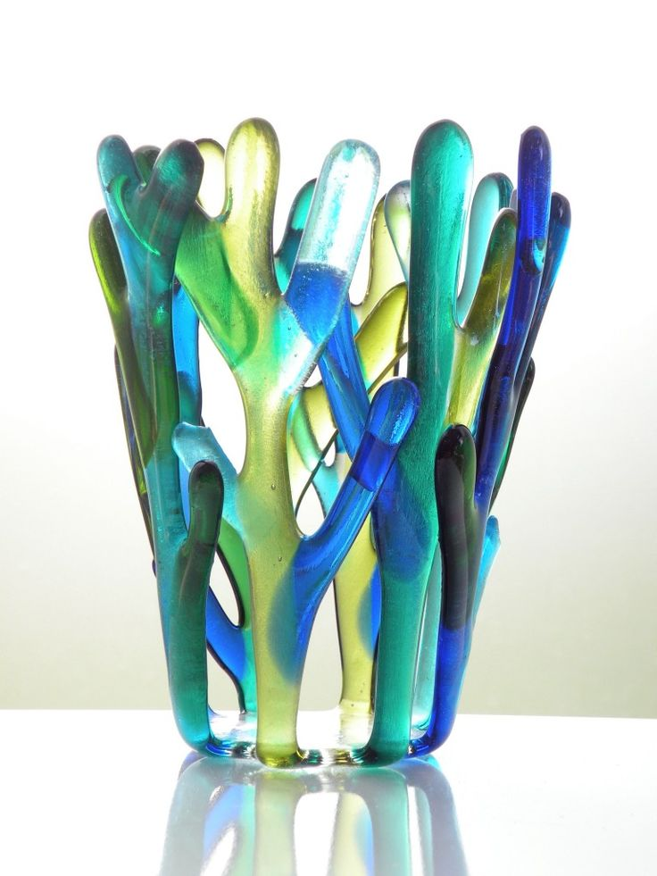Candelero Corales by Caterina Fuscaldo