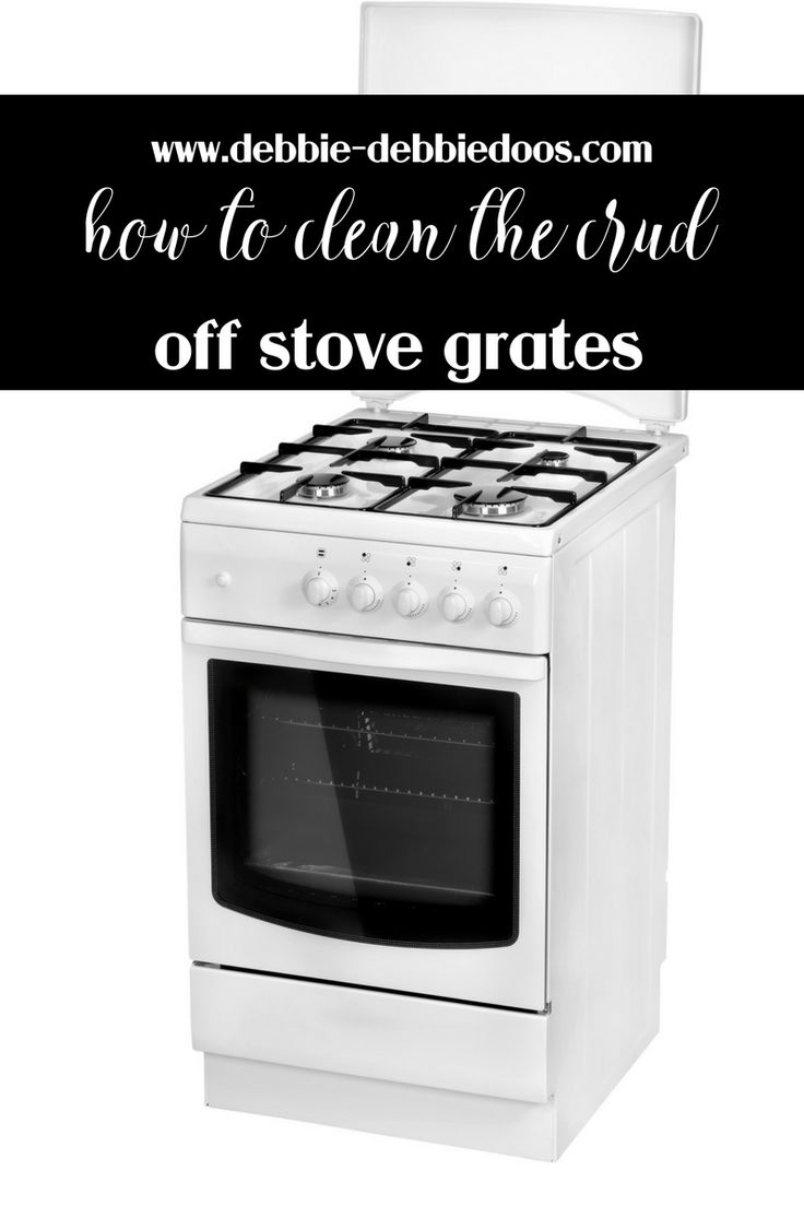 Best 25+ Clean stove grates ideas on Pinterest | Cleaning burners ...