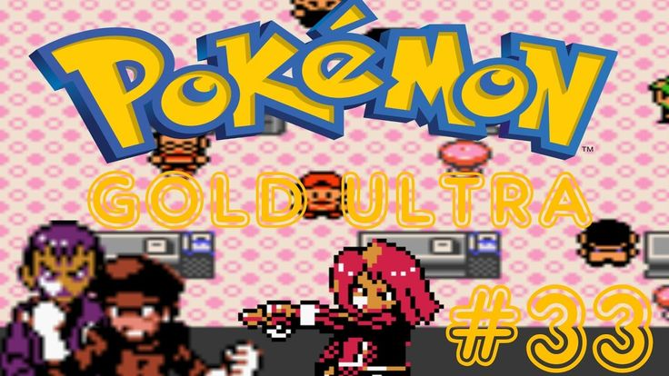 Pokemon Gold Ultra Let's Play w/Wil Part 33 - Beating Team Rocket and Ou...