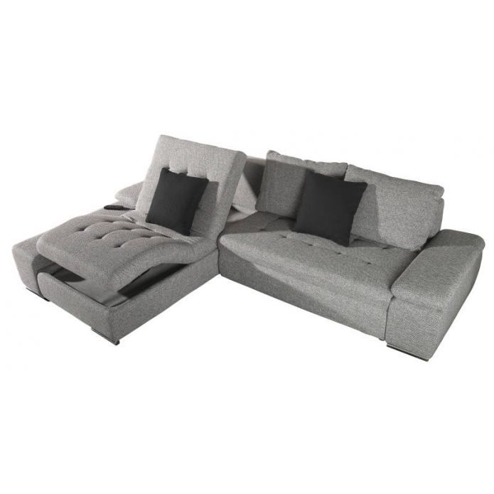 Hom In Rundecke Barcelona Sectional Couch