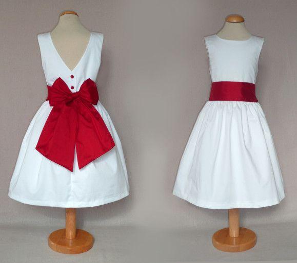 robe Hélène rouge 1