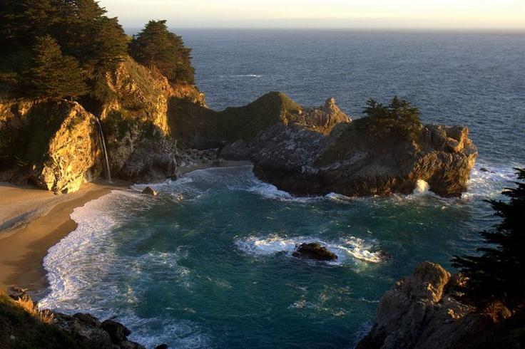 McWay Falls #california #travel
