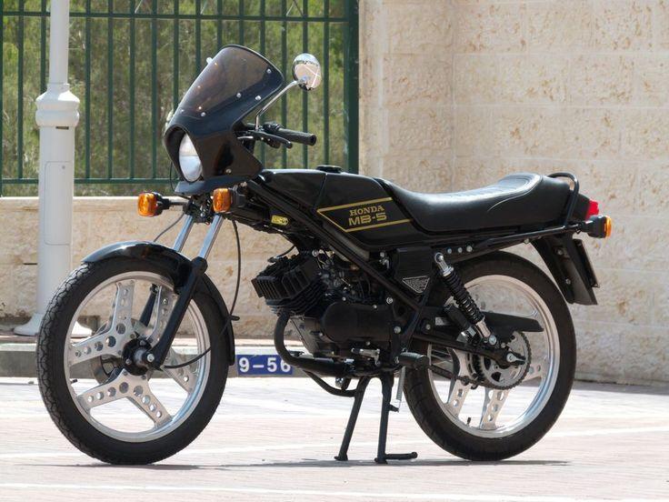 1981 Honda MB5 by BOT
