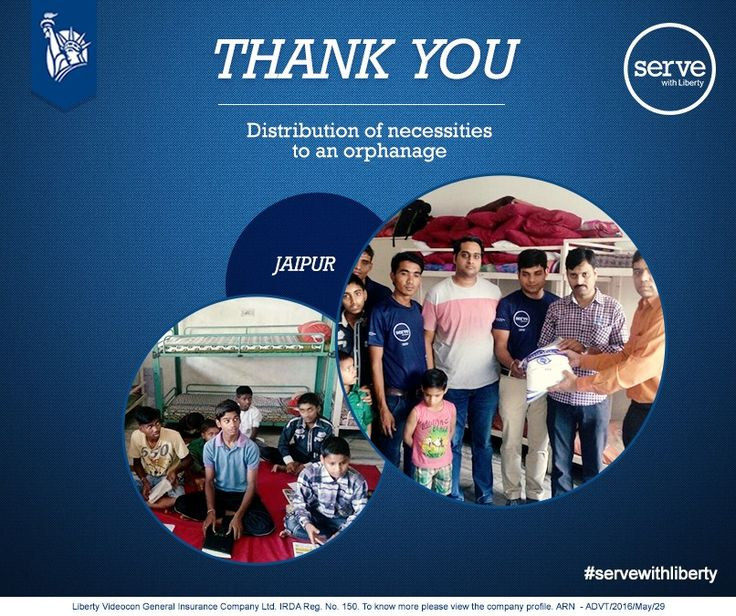 The Pink City has become brighter by your contribution. Thank you Jaipur for serving with compassion! #servewithliberty