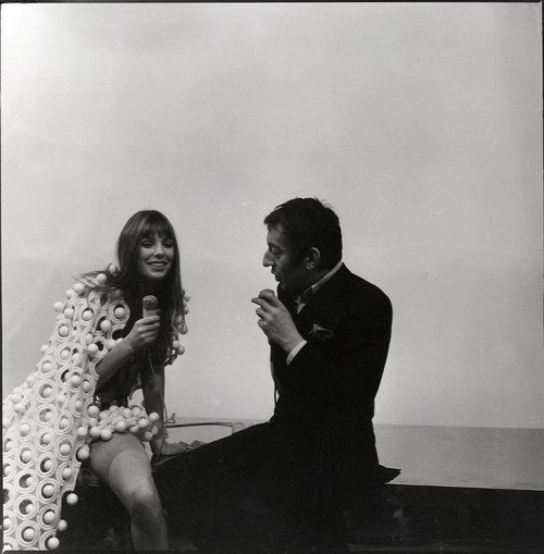 Jane Birkin and Serge Gainsbourg, 1969