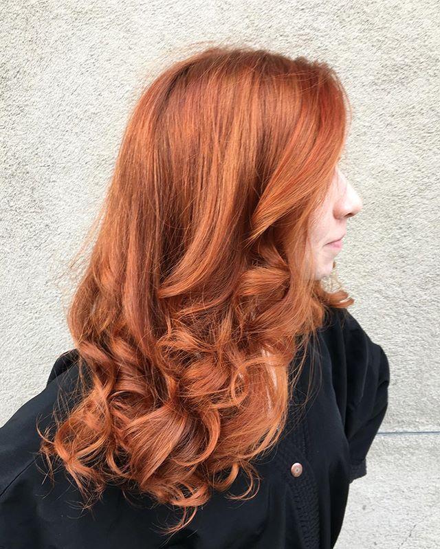 1000  ideas about Copper Hair Colors on Pinterest  Copper Hair Colour, Copper Hair and Bob