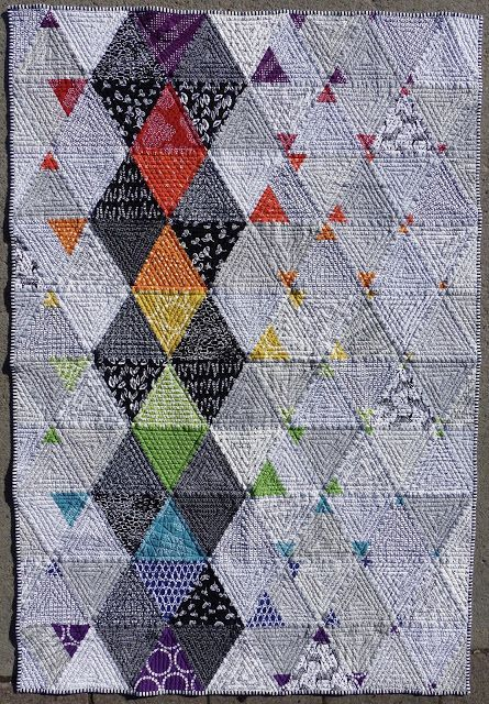 Quilt Guild Demo Ideas : Best 25+ Black and white quilts ideas on Pinterest
