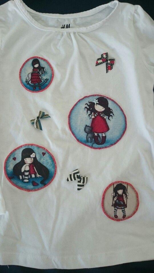 Camiseta de manga larga gorjuss