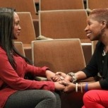 "Sneak Peek: Maia Campbell Confronts Her Old Self On ""Iyanla Fix My Life""  http://madamenoire.com/232559/sneak-peek-maia-campbell-confronts-her-old-self-on-iyanla-fix-my-life/  #fixmylife #tvshow #iyanla"