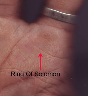 Significance Of Ring Of Solomon (Jupiter Ring Or Guru Mudrika) In Indian Palmistry