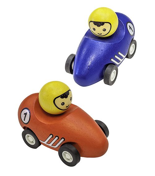 Pull Back Racer From Pintoy from The Wooden Toybox