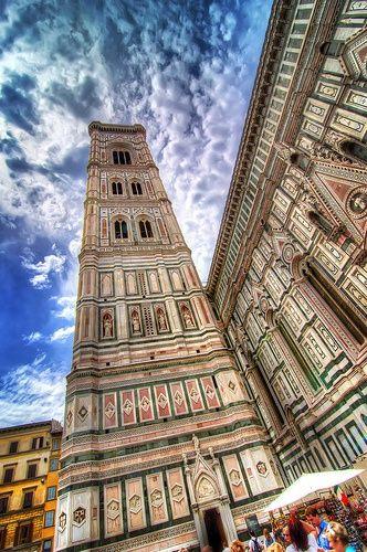 Florencia, Campanile di Giotto