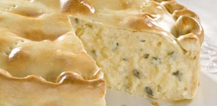 La Salteña | Recetas | Tarta de Cebolla y Queso