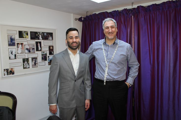 It is all about experience getting made to measure suit...Totally informal and stressed free as our master tailor knows what's the best . Our lovely groom went through the experience with Orhan and he is ready for his Big day #madetomeasuresuit