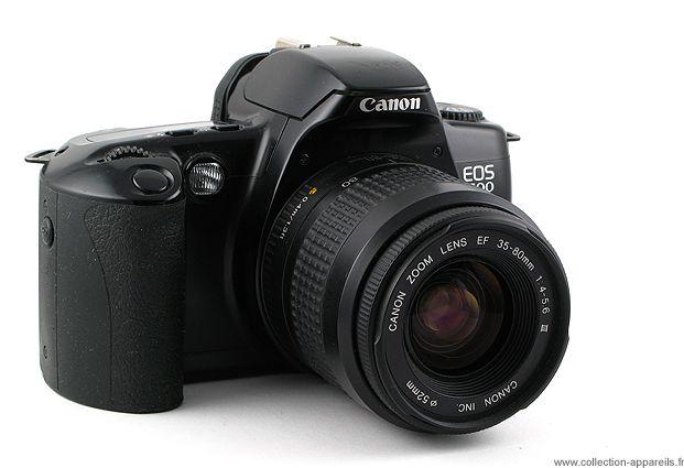 Canon EOS 500/500QD Photo Argentique - Canon Appareil photo année 1994