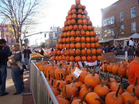 10. Circleville Pumpkin Show (Circleville)