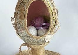Znalezione obrazy dla zapytania  pisanki palmy koszyki