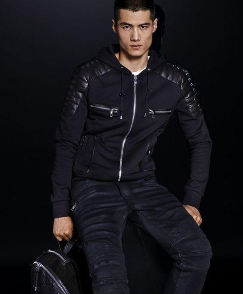 Le lookbook homme de la collection Balmain x H&M