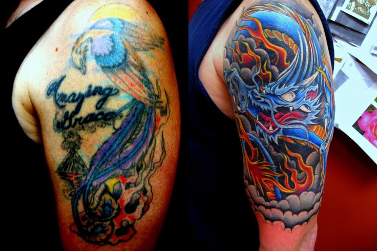 Ray Alfano  Selden  COVER_UP  BEFORE AND AFTER