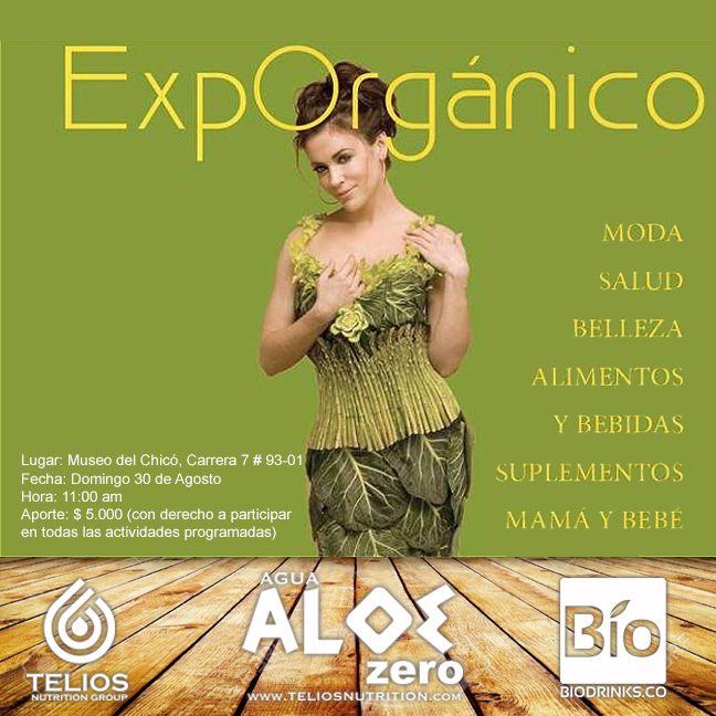 ExpOrganico 2015 / Feria de productos organicos en Bogota, Colombia