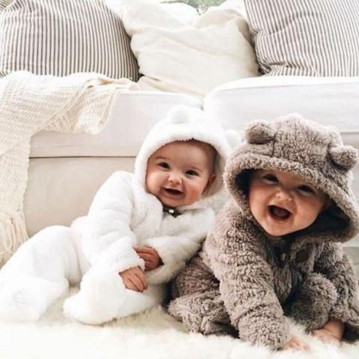 Mes jumeaux, complicité garantie et rire assuré # # bébés …