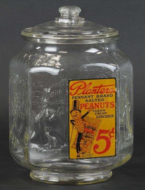 Planters jar | General Store | Pinterest