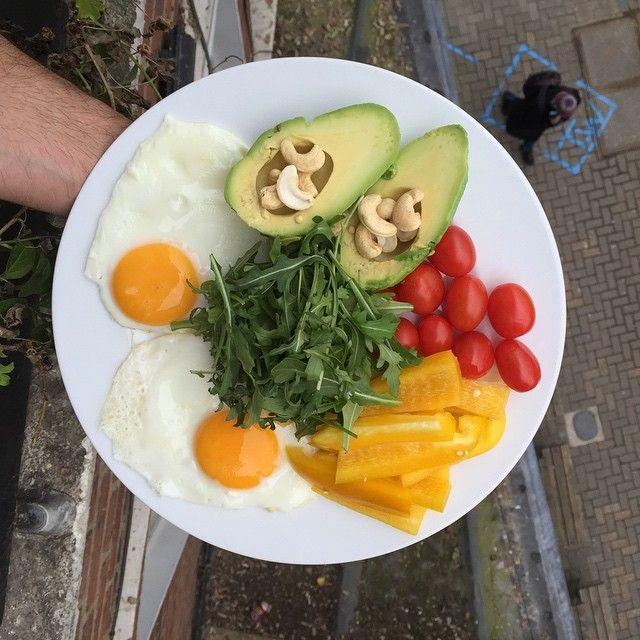 It's quick, it's easy it's #LeanIn15 #FatsMeUp to #LeanMeUp #Breakfast #Fitness…