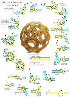 O que é meu é nosso: Origami Esfera 94
