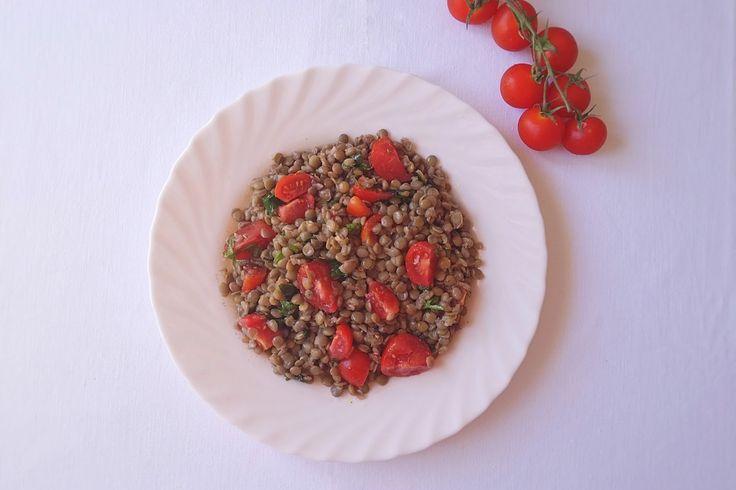 Recipe: Lentil Tabbouleh