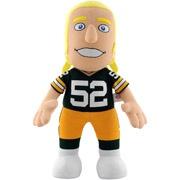 "NFL Green Bay Packers Clay Matthews 14"" Plush Doll"