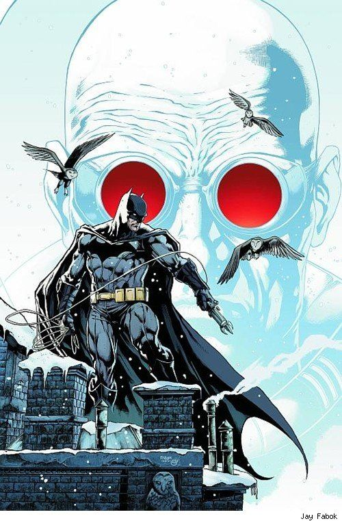 Best Comic Book Covers Ever (This Month) – May 2012