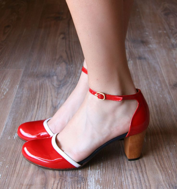 OJUN RED :: SHOES :: CHIE MIHARA SHOP ONLINE