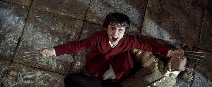 Troye Sivan as young Logan