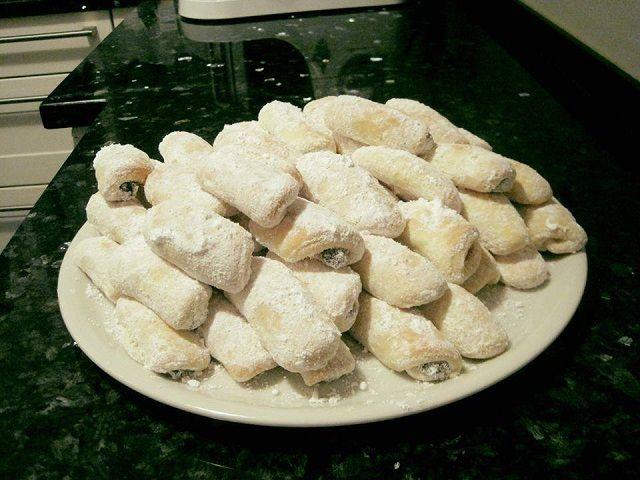 Porhanyós kifli, remek választás, ha valami nagyon finom édességre vágysz! - Egyszerű Gyors Receptek