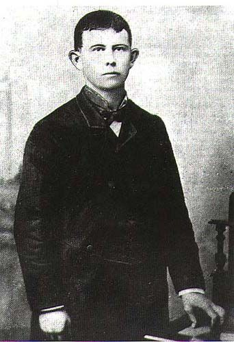 Grat Dalton (Outlaw)part of the Dalton Gang  1861-1892