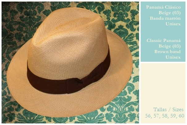 Original Panama Hat - Beige