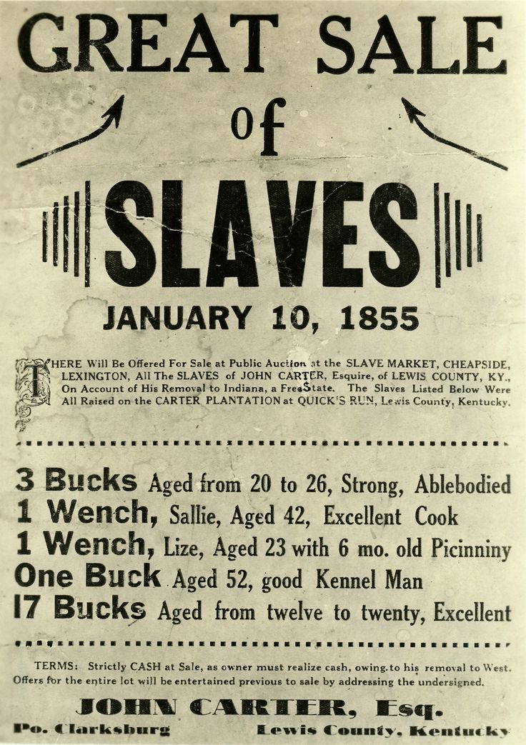 a look at racism and the precedent to slavery in north america As the status of people of african descent in the british colonies was challenged  and  your understanding of the history of racism and slavery in north america.