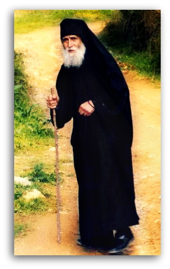 """If you want to grab God's attention so He'll hear you during prayer, turn the dial to humility (for God always works in this frequency) then humbly ask for His mercy."" - Elder Paisios"